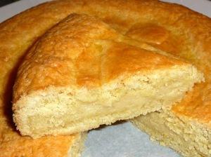 Gâteau basque via carottecuisine.overblog.com
