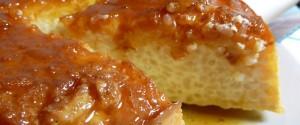 Gâteau de riz au caramel via lemag.becooking.fr