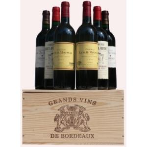 Grands crus classés via panier-gourmand.fr