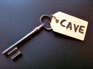 La clé de la cave © Blandine Vié