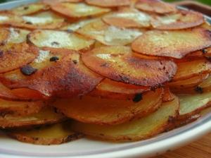 Pommes Anna via cooklocal.com