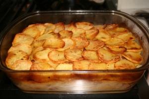 Pommes boulangère via cheftalk.com