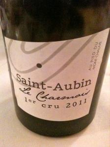 Saint-Aubin 1er cru Le charmois © Blandine Vié