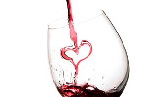 Vin et amour via blog.mesvignes.com