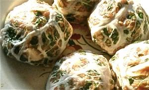 Caillettes de lapin via arbreaparoles.blogspot.com
