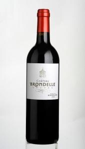 Château Brondelle rouge 2002