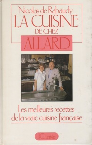La cuisine de chez Allard