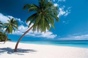 plage paradisiaque via lemag.promovacances.com