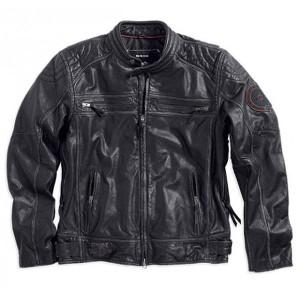 Blouson de cuir via accessoires-motard.fr