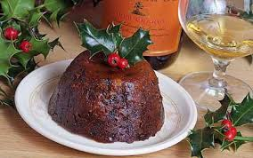 Christmas pudding via lepradigmedelelegance.wordpress.com