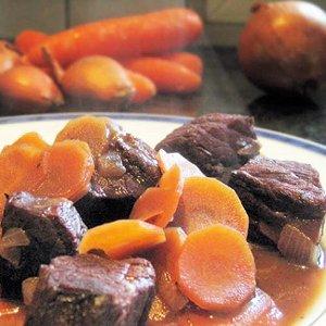 Daube de bœuf via cuisine.journaldesfemmes.com