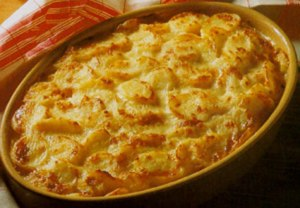 Gratin dauphinois via laiteriedesmonts.com