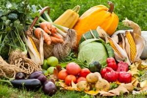 légumes via afrocuisine.blogspot.com