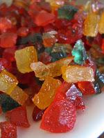 Macedoine de fruits confits via pucebleue-jenreprendraibienunbout.blogspot.fr