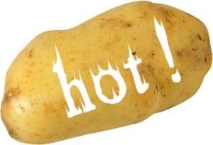 Patate chaude via leblogdungeek.fr