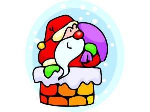 Père Noël via mariemanounou.over-blog.com