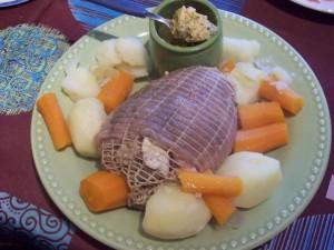 Tête de veau roulée via cendy07.over-blog.com