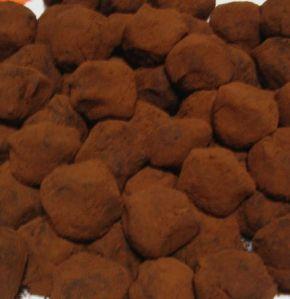 Truffes en chocolat via dietetique-en-creuse.fr