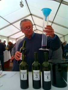 Un nouveau winemaker © Michel Plante