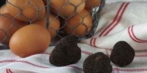 Œuf et truffes via vinscoupdecoeurdecynthia.over-blog.com