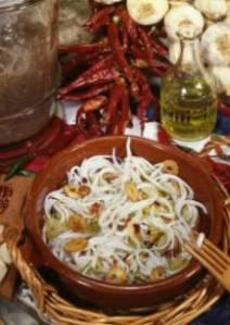Cassolettes de pibales via cuisine.notrefamille.com