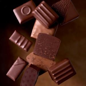 Chocolats de Noël via plurelles.fr