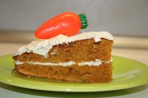 Gâteau aux carottes via cookingmumu.com