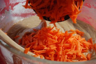 Gâteau aux carottes via recettes.qc.ca