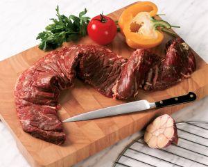 Hampe de bœuf - Source la-viande.fr:Laurent Rouvrais