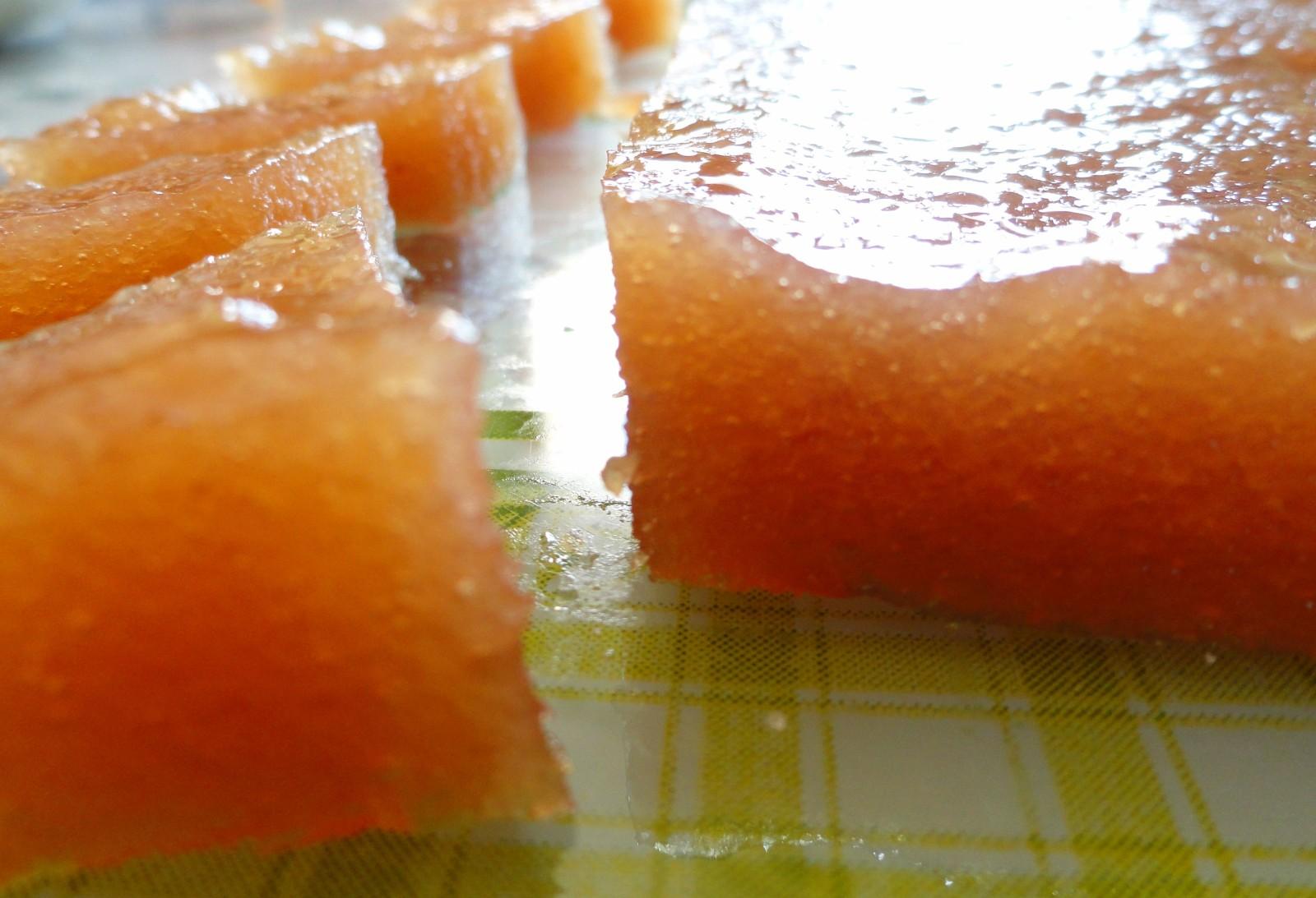 pate de fruits aux pommes et coing