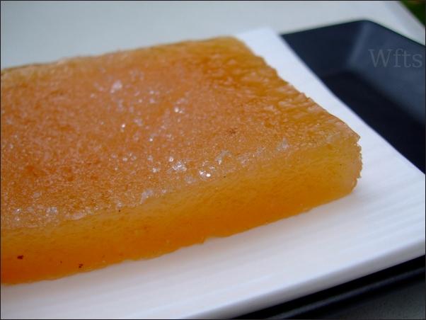 Gel e coings greta garbure - Gelee de pommes avec extracteur ...