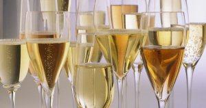 Verres de champagne via champagne.fr