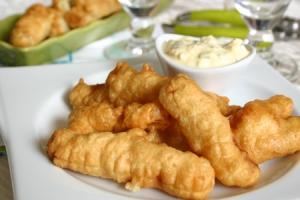 Beignets de scorsonères via la-recette-de-cuisine.com