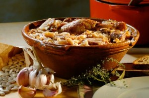 Cassoulet toulousain via avosassiettes.fr