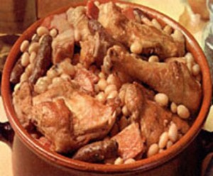 Cassoulet via grosgourmand.com