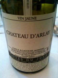 Côtes du Jura Vin jaune Château d'Arlay © Blandine Vié