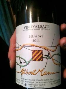 Muscat 2011 Albert Mann © Blandine Vié