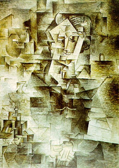 picasso-cubist-portrait via omega-blue.net