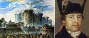 Pierre-François Palloy et la Bastille via lepoint.fr