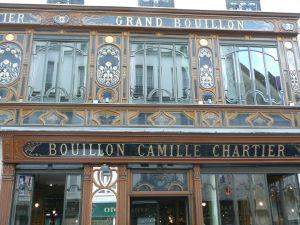 Bouillon Racine anciennement Bouillon Chartier via commons.wikimedia.org