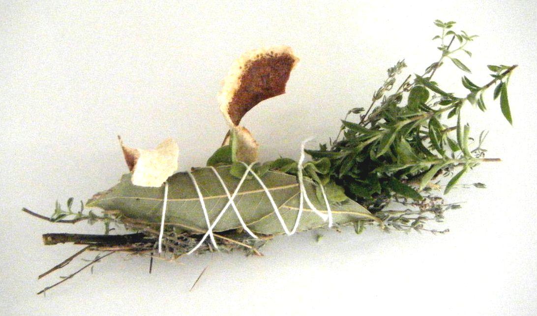Ficelle de cuisine - Bouquet garni en cuisine ...
