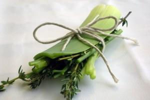 Bouquet-Garni ficelé via caldoscomoelagua.com