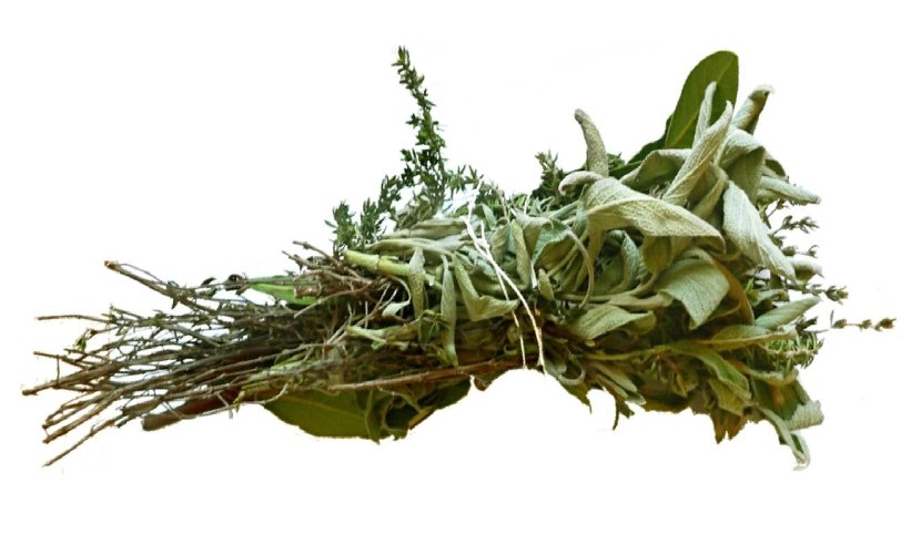 Bouquet garni via kgi.org