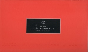 Box Joël Robuchon pour Sushi shop BV