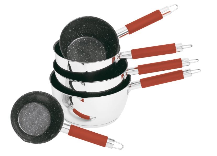 (Casseroles Silicone - Rouge- Greblon)