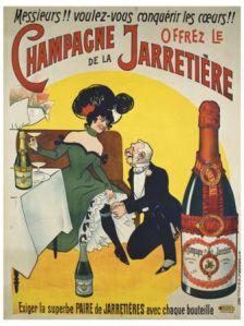 Champagne de la Jarretière via wineandthecity.fr
