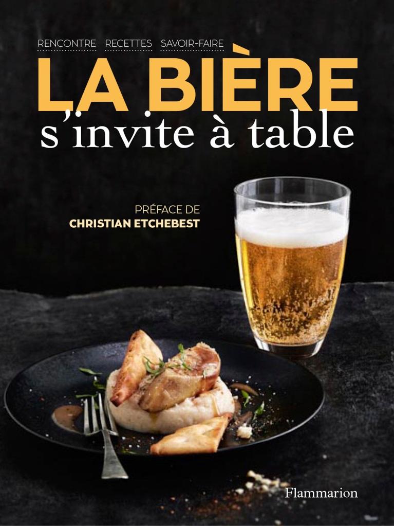 La bière s'invite à table