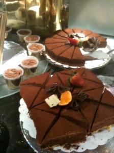 D'autres gâteaux au chocolat © Blandine Vié