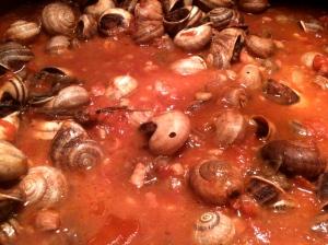 Escargots à la catalane © Blandine Vié