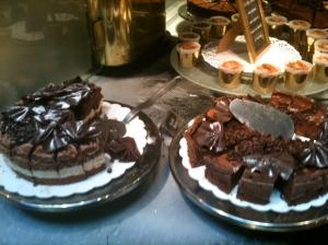 Gâteaux au chocolat © Blandine Vié